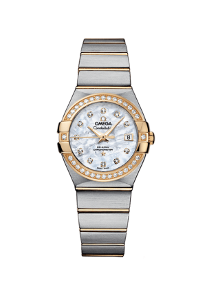Omega, Constellation, Constellation, Omega Co-Axial 27 mm, 123.25.27.20.55.003