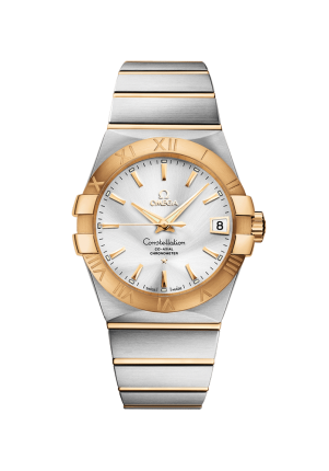 Omega, Constellation, Constellation, Omega Co-Axial 38 mm, 123.20.38.21.02.002