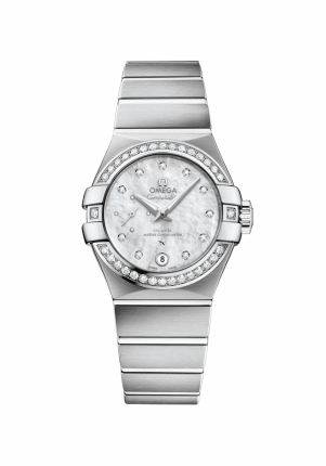 Omega, Constellation, Constellation, Omega Co-Axial Master Chronometer Small Seconds 27 mm, 127.15.27.20.55.001