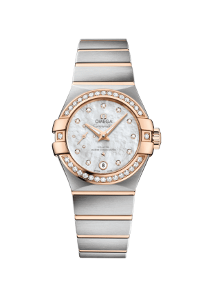 Omega, Constellation, Constellation, Omega Co-Axial Master Chronometer Small Seconds 27 mm, 127.25.27.20.55.001