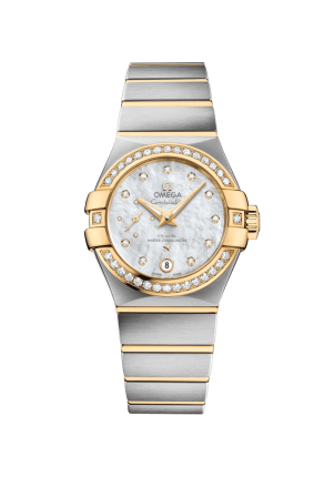 Omega, Constellation, Constellation, Omega Co-Axial Master Chronometer Small Seconds 27 mm, 127.25.27.20.55.002