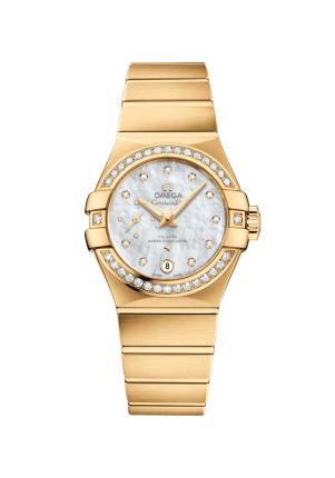 Omega, Constellation, Constellation, Omega Co-Axial Master Chronometer Small Seconds 27 mm, 127.55.27.20.55.002