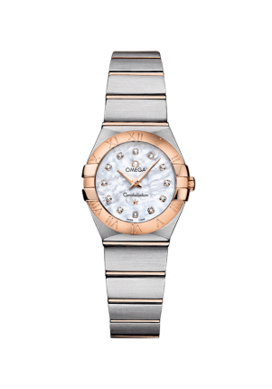 Omega, Constellation, Constellation, Quartz 24 mm, 123.20.24.60.55.001