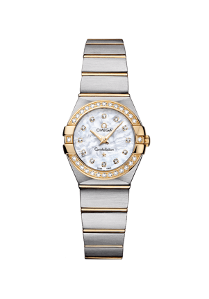 Omega, Constellation, Constellation, Quartz 24 mm, 123.25.24.60.55.003