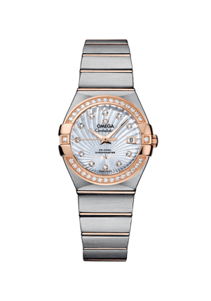 Omega, Constellation, Omega Co-Axial 27 mm, 123.25.27.20.55.001
