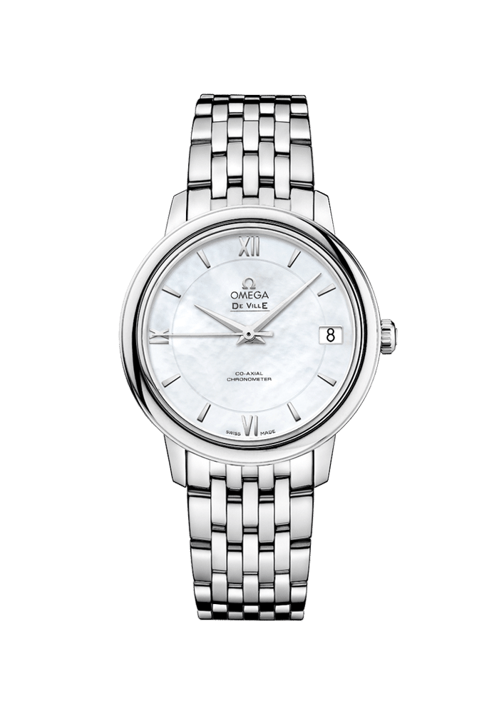 Omega, De Ville, Prestige, Co-Axial 32,7 mm, 424.10.33.20.05.001