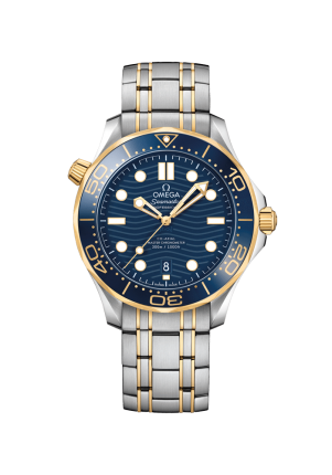 Omega, Seamaster, Diver 300m Omega Co-Axial Master Chronometer, 210.20.42.20.03.001