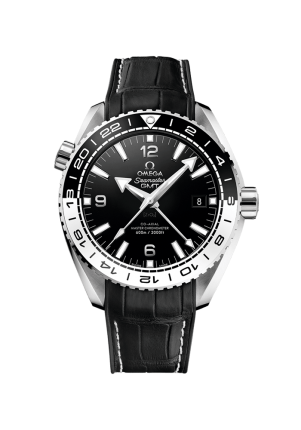 Omega, Seamaster, Planet Ocean 600M Omega Co-Axial Master Chronometer GMT 43,5 mm, 215.33.44.22.01.001