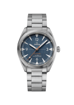 Omega, Seamaster, Railmaster, Omega Co-Axial Master Chronometer 40 mm, 220.10.40.20.03.001