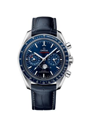 Omega, Speedmaster, Moonwatch Omega Co-Axial Master Chronometer Moonphase Chronograph 44,25 mm, 304.33.44.52.03.001