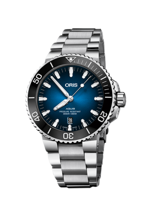 Oris Aquis, Clipperton, Limited Edition, 01 733 7730 4185-Set MB