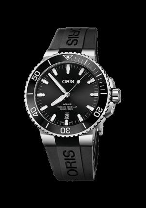 Oris, Aquis Date, 01 733 7730 4134-07 4 24 64EB