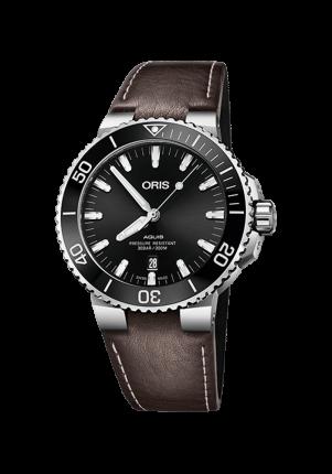 Oris, Aquis Date, 01 733 7730 4134-07 5 24 10EB
