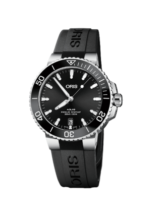 Oris, Aquis Date, 01 733 7732 4134-07 4 21 64FC
