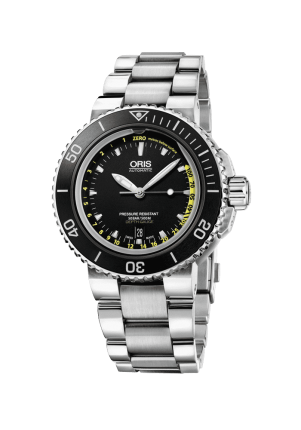 Oris, Aquis Depth Gauge, 01 733 7675 4154-Set RS