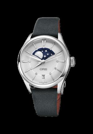 Oris Artelier Grande Lune Date, 01 763 7723 4051-07 5 18 34FC