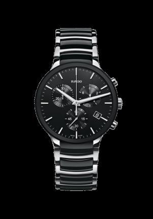 Rado, Centrix Chronograph, Quarz, 01.312.0130.3.015, R30130152