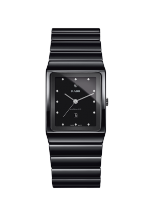 Rado, Ceramica Automatic Diamonds, Automatik, 01.561.0807.3.070, R21807702