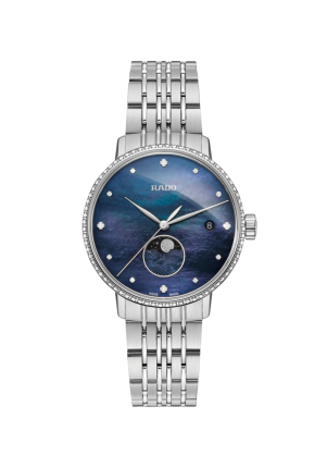 Rado, Coupole Classic Diamonds, Quarz, 01.084.3882.4.090, R22882903