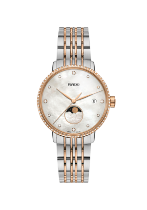 Rado, Coupole Classic Diamonds, Quarz, 01.084.3882.4.292, R22882923