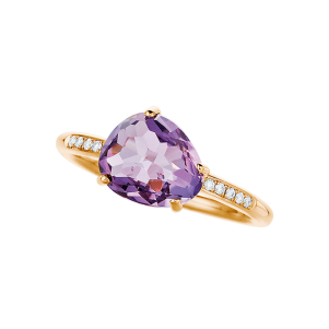 Rivoir, Sphere, Ring, Purple Passion