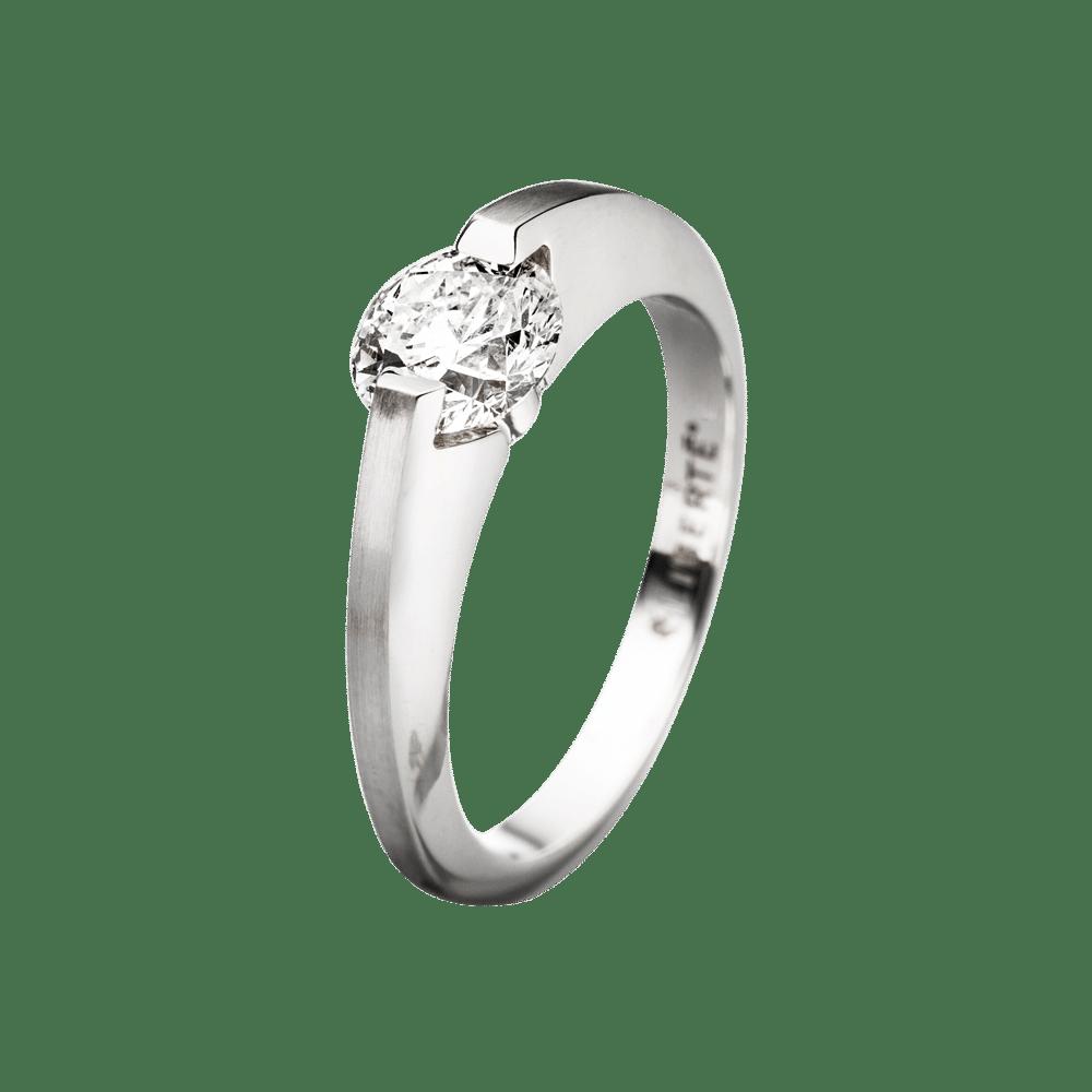 Schaffrath, Ring, L2020, Weißgold, Brillant,