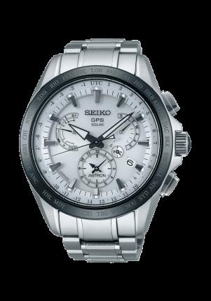 Seiko, Astron, GPS Solar Dual Time, SSE047J1