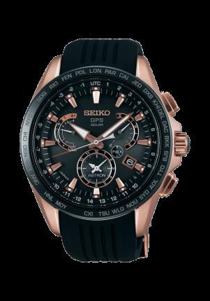 Seiko, Astron, GPS Solar Dual Time, SSE055J1