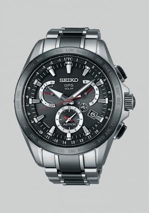 Seiko, Astron, GPS Solar Dual Time, SSE041J1