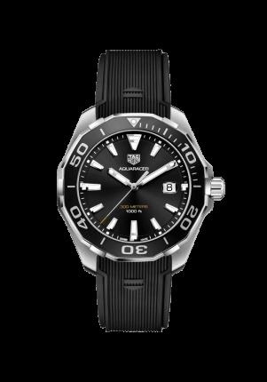 TAG Heuer Aquaracer, WAY101A.FT6141, 7612533133525, Herrenuhr 43mm
