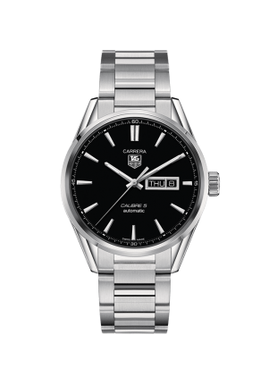 TAG Heuer, Carrera, Calibre 5 Day-Date, WAR201A.BA0723