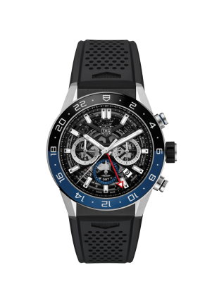 TAG Heuer, Carrera, Heuer 02 GMT, CBG2A1Z.FT6157