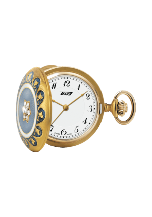 Tissot, Heritage, Pendant 1878 160th Anniversary Mechanical, T856.205.19.012.00