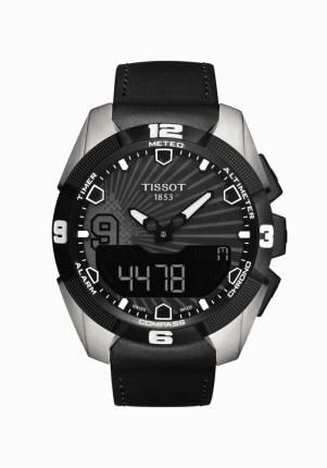 Tissot, Special Collections, T-Touch Expert Solar Tony Parker, T091.420.46.061.00