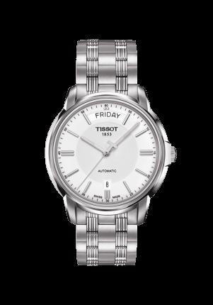 Tissot, T-Classic, Automatics III Day Date, T065.930.11.031.00