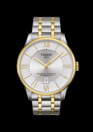 Tissot, T-Classic, Chemin des Tourelles Powermatic 80, T099.407.22.038.00