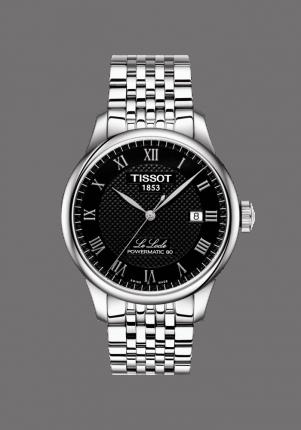 Tissot, T-Classic, Le Locle Powermatic 80, T006.407.11.053.00