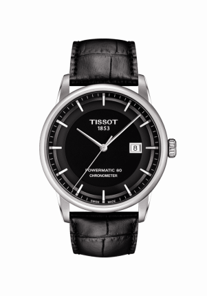Tissot, T-Classic, Luxury Powermatic 80 Cosc, T086.408.16.051.00