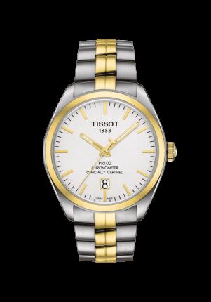 Tissot, T-Classic, PR 100 Powermatic 80 Cosc, T101.408.22.031.00