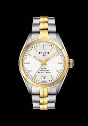 Tissot, T-Classic, PR 100 Powermatic 80 Lady Cosc, T101.208.22.031.00