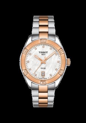 Tissot, T-Classic, PR 100 Sport Chic, T101.910.22.116.00