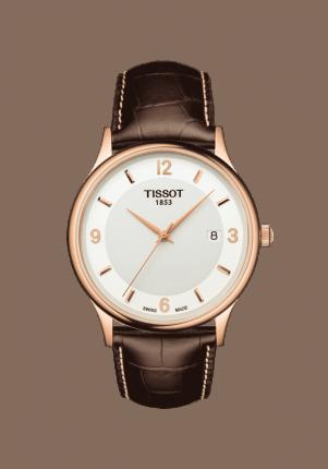 Tissot, T-Gold, Rose Dream 18K Gold, T914.410.76.017.00