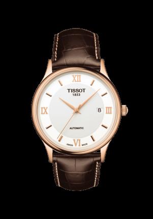 Tissot, T-Gold, Rose Dream Automatic 18K Gold, T914.407.76.018.00