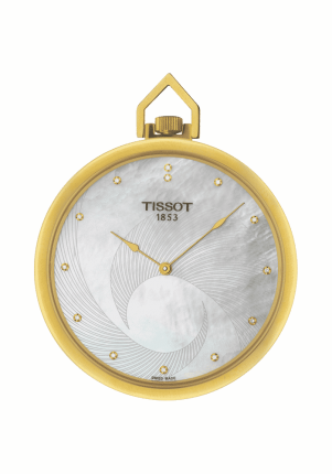 Tissot, T-Pocket, Lepine Diamonds, T82.4.502.76