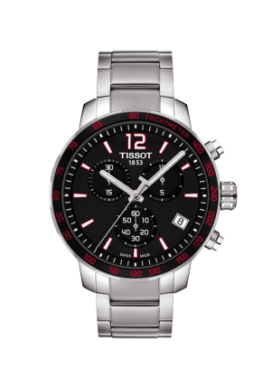 Tissot, T-Sport, Quickster Chronograph, T095.417.11.057.00