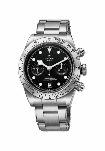 Tudor, Heritage Black Bay Chrono, 79350