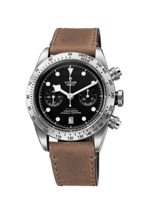Tudor, Heritage, Black Bay Chrono, 79350