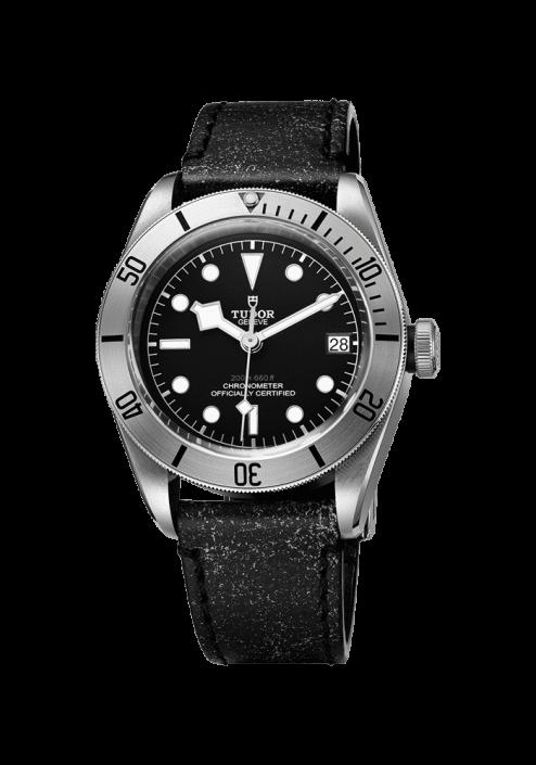 Tudor, Heritage Black Bay Steel, 79730