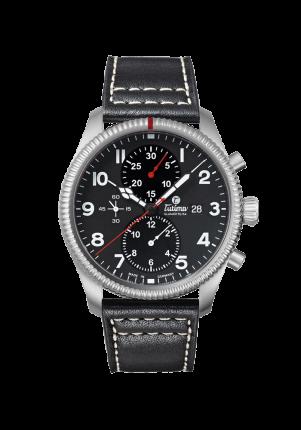 Tutima, Grand Flieger, Classic Chronograph, 6402-01