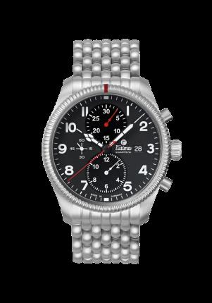 Tutima, Grand Flieger, Classic Chronograph, 6402-02
